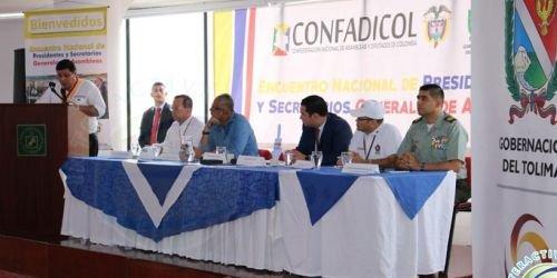 Instalación Cumbre de Presidentes y Secretarios de Asambleas Departamentales del país