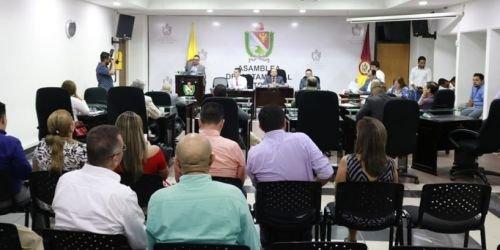 HD Asamblea del Tolima general sesiones ordinarias 2018