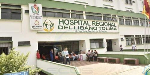 HD Hospital Regional del Líbano 19 de octubre