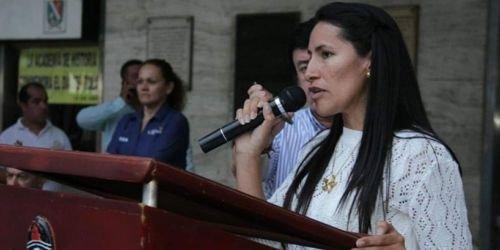 HD- alcaldesa de Rioblanco-Delcy Esperanza Buenaventura Isaza
