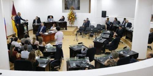 HD- Asamblea del Tolima nuevas instalaciones-1 de diciembre de 2018