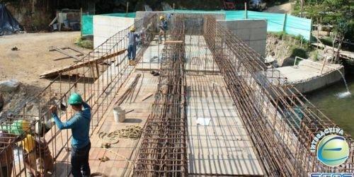HD- Puente China Alta 80% de ejecucción-12 de enero