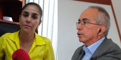 Zulma Barrios, Jairo Arias