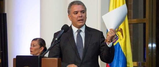 HD- Presidente de Colombia, Iván Duque 21 de noviembre