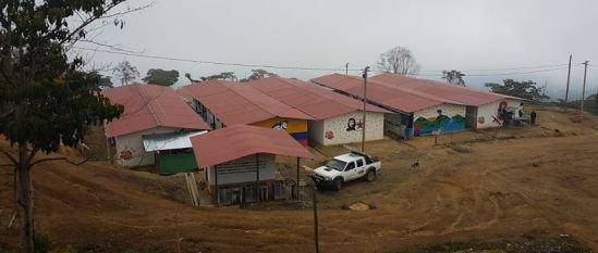 Zona veredal Icononzo, Partido de las FARC, Carlos García