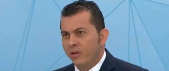 Carlos Edward Osorio sanción