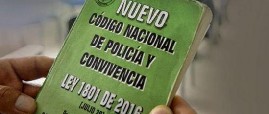 Código de Policía
