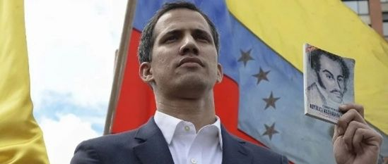 HD- Juan Guaidó diputado de Venezuela