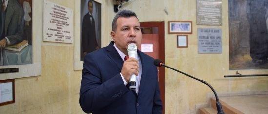 Ariel Augusto Medina , contralor de Ibagué