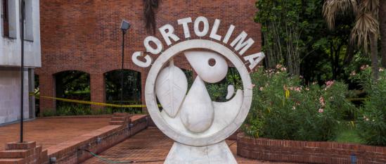 Fachada Cortolima 2018