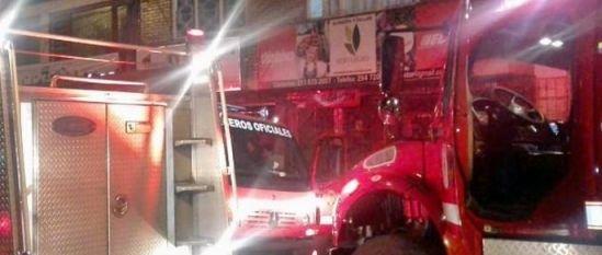 incendio hipodromo bomberos