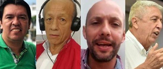 HD- de Marco Emilio Hincapié, Hugo Ernesto Zarate, Marco Prieto y Óscar Pardo
