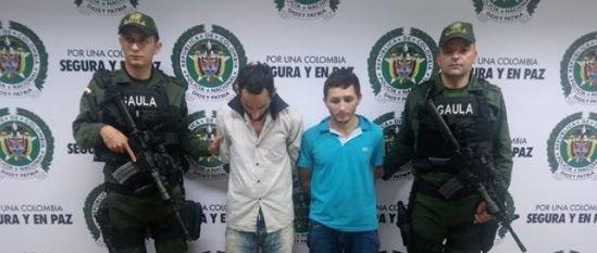 Secuestradores Chaparral