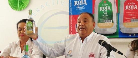 Jesús Alberto Carvajal, Fábrica de licores Tolima HD
