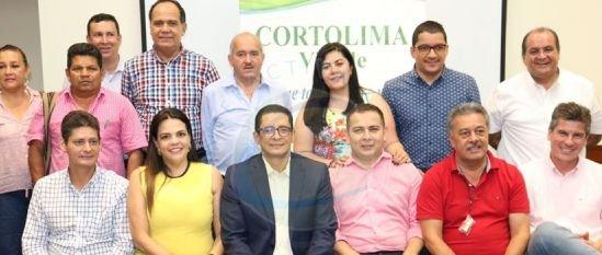 CORTOLIMA y congresistas 14 de julio