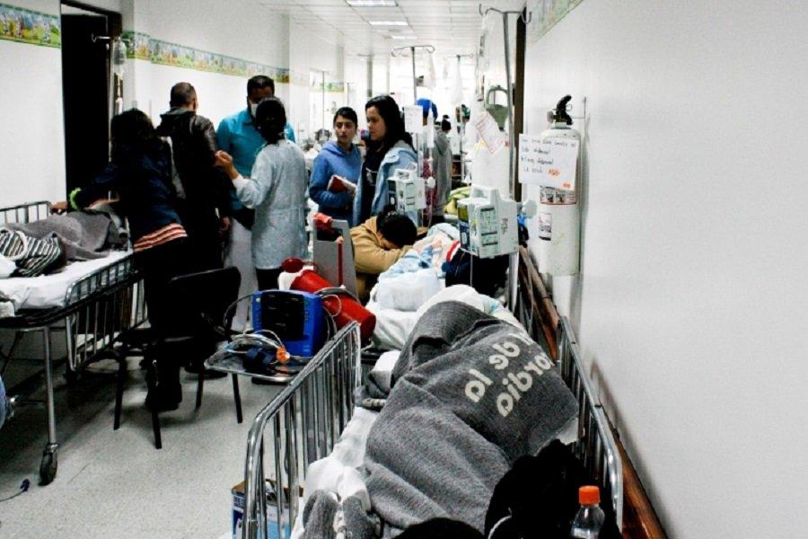 Urgencias medicas Colombia