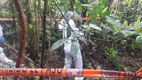 Encuentran sin vida a comerciante secuestrada en Melgar