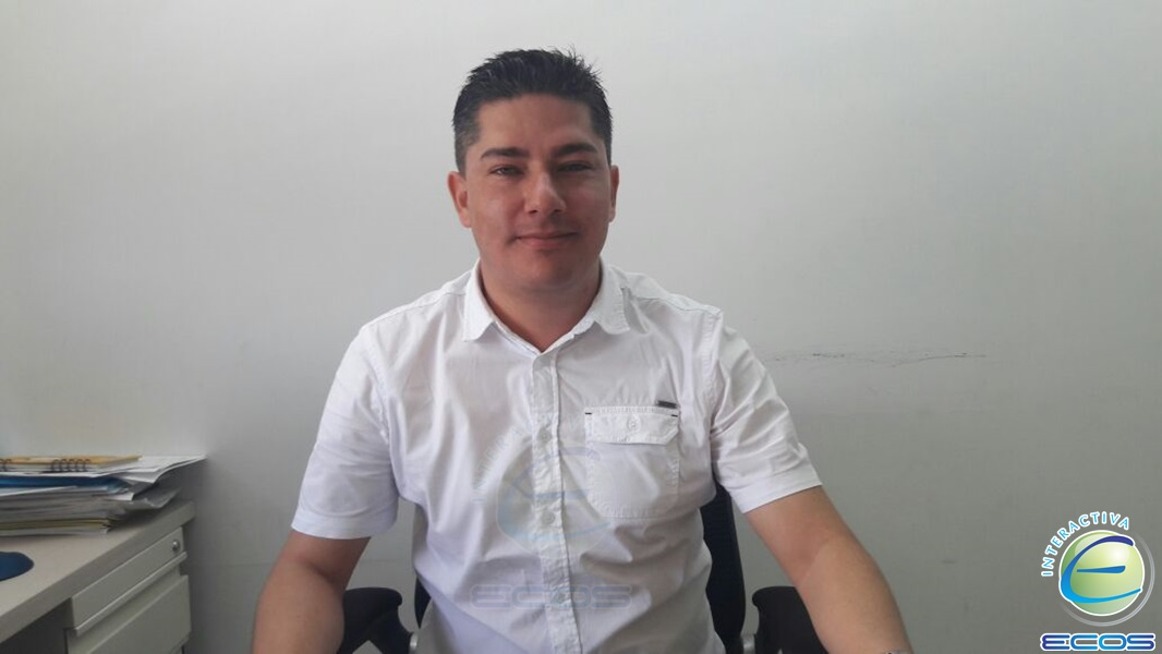 Daniel Medina, director de Cobertura Educativa Tolima-N