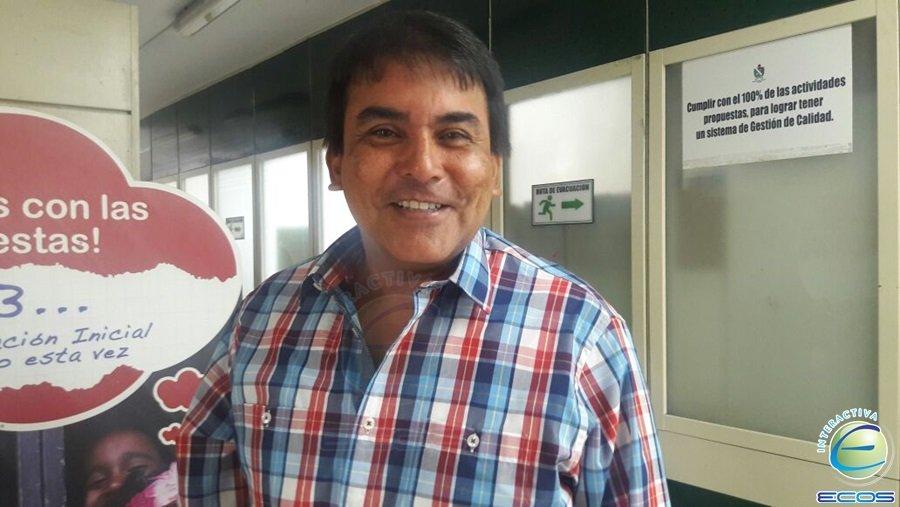 Juan Carlos Chavarro, alcalde de Ambalema nueva