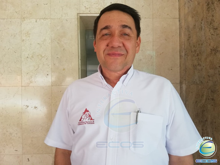 Gildardo Monroy Guerrero, director del Comité de Cafeteros del Tolima HD 22 de junio