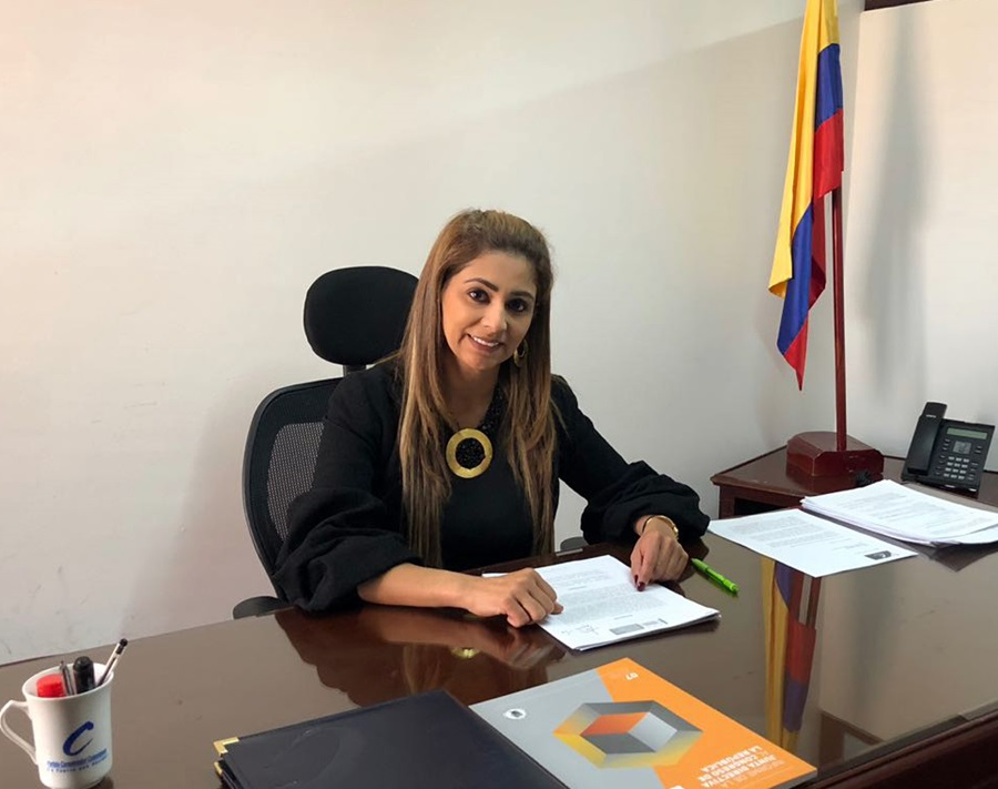 HD- Adriana Magaly Matiz, radicación