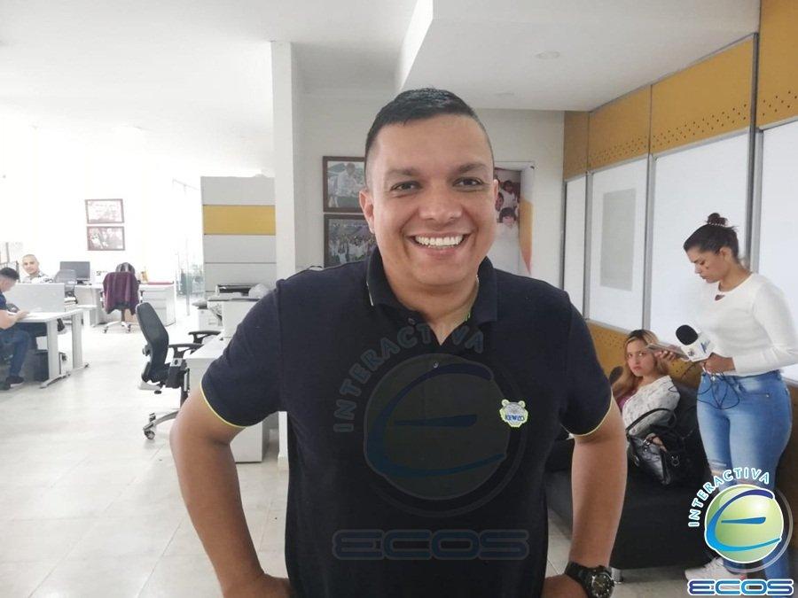 HD- Javier Triana, secretario General y de Apoyo a la Gestión