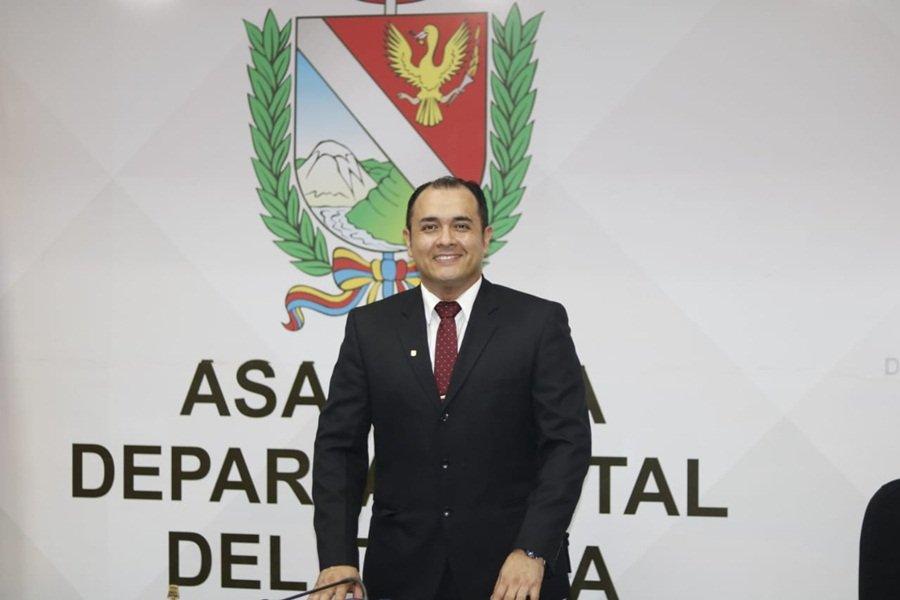 HD- Asamblea del Tolima-Luis Eduardo Villarreal Díaz,secretario