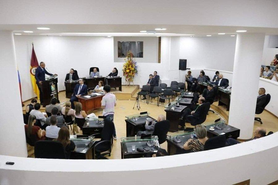 HD- Asamblea nuevas instalaciones Gobernador Barreto- 10 de enero