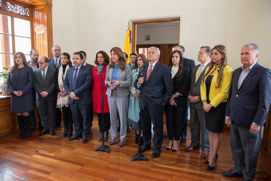 HD- Martha Lucía Ramírez y partidos políticos - 22 de enero